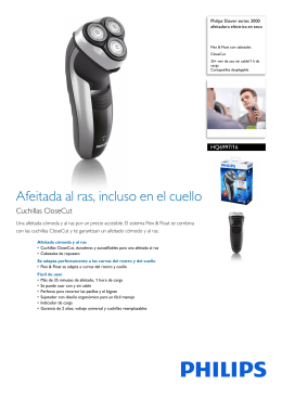 Leaflet HQ6997_16 Released Argentina (Spanish