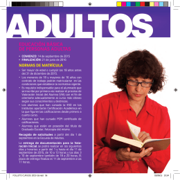 FOLLETO CURSOS 2015-16.ps, page 65 @ Preflight ( FOLLETO