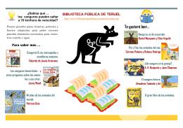 folleto en pdf - Bibliotecas Públicas