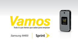 Samsung M400 - Sprint Support