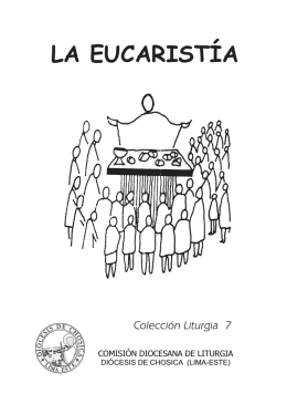 La Eucaristía.cdr