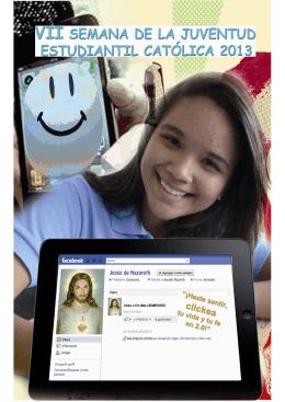 VII Semana de la Juventud Estudiantil Católica 2013