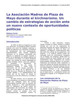 La perspectiva latinoamericana como problema