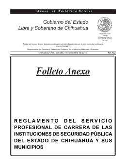 Folleto Anexo - Orden Jurídico Nacional