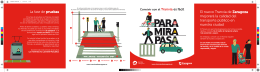 Tríptico Tranvía Zaragoza en pdf(documento pdf)