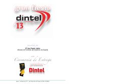 Gran Fiesta DINTEL 2013