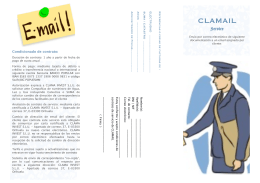 Folleto CLAMAIL Espaol-1
