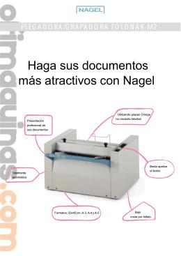Haga sus documentos más atractivos con Nagel