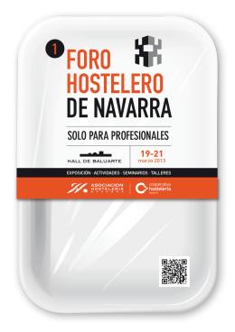 FORO HOSTELERO DE NAVARRA - Asociación de Hostelería de
