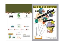 folleto VII feria biodiv#2FC436