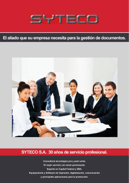 El aliado que su empresa necesita para la gestión de documentos
