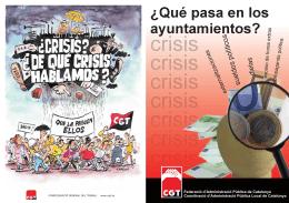 folleto castellano - FETAP
