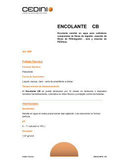 ENCOLANTE CB