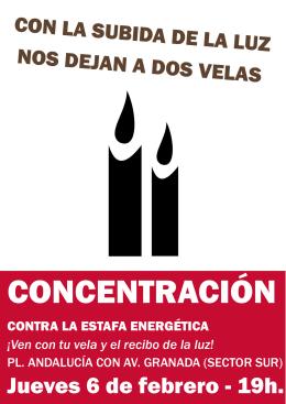 Descarga el folleto de la campaña contra la estafa energética