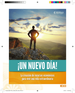 8-Plan de Compensacion en Melaleuca