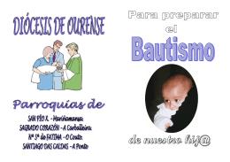 folleto1 bautizos.pub - Parroquia de Santiago das Caldas