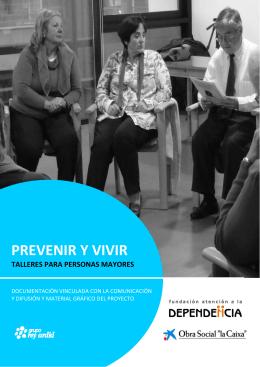 PREVENIR Y VIVIR - Fundación Rey Ardid