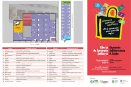 Descargar Folleto II Feria Economia Solidaria