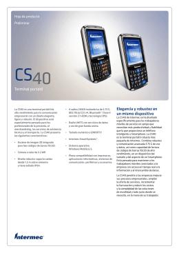 Descargar PDF CS40