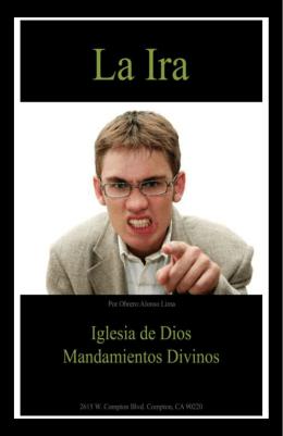 [Pick the date] - Iglesia de Dios Mandamientos Divinos