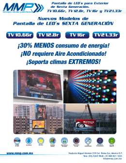 ¡30% MENOS consumo de energía! ¡NO requiere Aire
