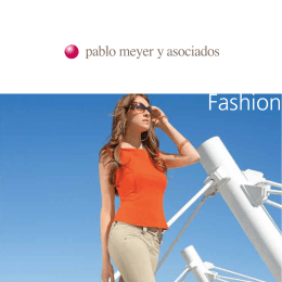"folleto ""fashion"" pdf - Pablo Meyer y Asociados"
