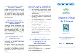 folleto eoi estepona2009
