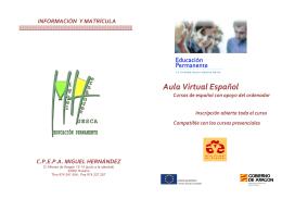 Descargar folleto - CPEPA Miguel Hernández