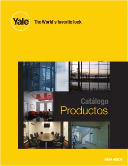folleto constructoras 5.indd - Assa Abloy - Yale