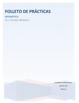 folleto de prácticas neumática