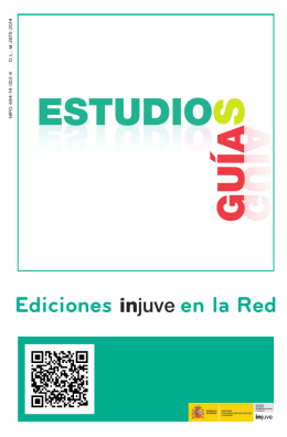 Folleto sobre Ediciones Injuve en la Red (742 Kb.)