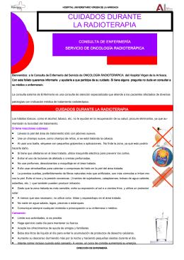 CUIDADOS RDT - MurciaSalud