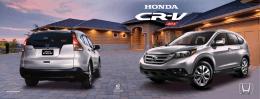 2013 - Honda