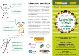 Educacion_Infantil_files/FOLLETO, Jornadas Infantil
