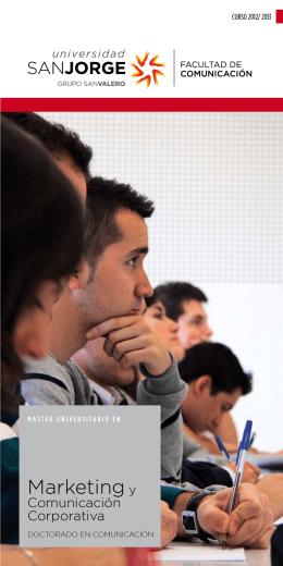 Marketingy - Universidad San Jorge