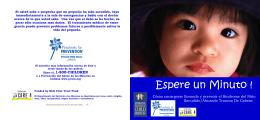 ! Espere un Minuto ! - Prevent Child Abuse Indiana
