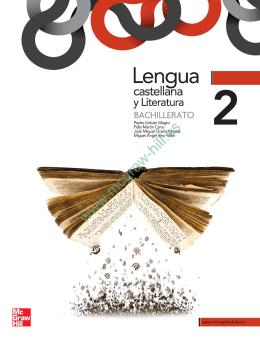 LENGUA Y LITERATURA - McGraw-Hill