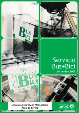 Servicio Bus+Bici - Consorcio de Transportes
