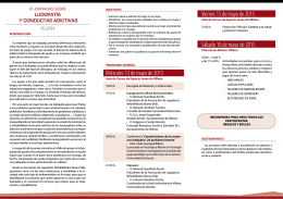 programa completo e inscripción