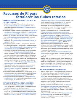 Recursos de Rotary - rotarynuevoibague.org