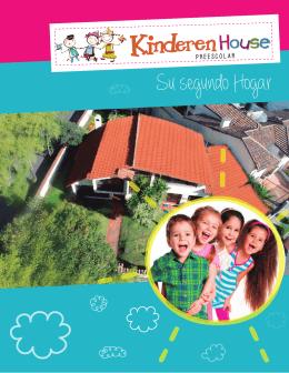 Folleto - Jardin Infantil Preeescolar en Bogotá Kinderen House