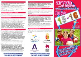 folleto webp1 - Ayuntamiento de Arona