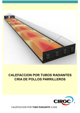 Folleto TR Parrillero