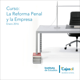 PENAL16- folleto.cdr - Instituto de Estudios Cajasol