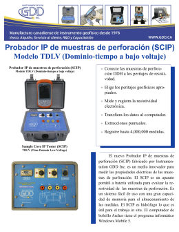 Folleto Probador SCIP