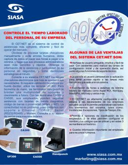 Folleto CET.NET.cdr