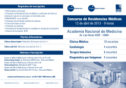 Folleto Concurso Residencias 2013 - Frente - v3