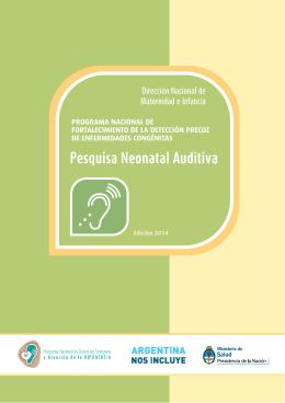 Pesquisa Neonatal Auditiva