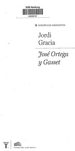 Jordi Gracia
