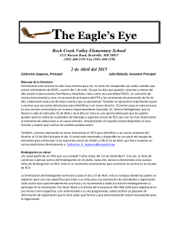 The Eagle`s Eye
